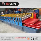 Máquina formadora de rolos frios de camada dupla