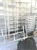 Parti della saldatura della lega di alluminio