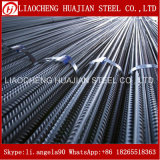 Tondo per cemento armato d'acciaio deforme HRB500 di lunghezza di 12m