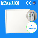 40W CRI>80 600X600mm CCT Dimmable LED 위원회 빛