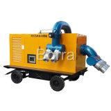 De mobiele Werkende Pomp van het Water van de Dieselmotor