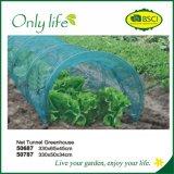 Onlylife BSCI PVC/PE/Net 정원은 갱도 소형 온실을 증가한다