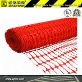 Barrière de sécurité industrielle réfléchissant orange Escrime Mesh (CC-SR-10070)
