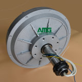0.5Kw 350rpm Coreless alternador trifásico viento
