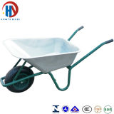 Wheelbarrow da bandeja do zinco