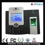 Assistance de temps d'empreinte digitale/dispositif contrôle d'accès d'empreinte digitale