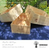 Hongdaoは木製ボックス、卸売大きい木の包装ボックス_Dをカスタマイズした