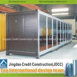 Camera prefabbricata del contenitore per la stanza di esposizione