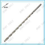 Dígito binario de taladro parabólico de la flauta de la longitud larga del HSS 5m m
