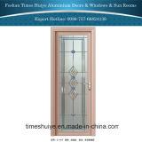 ニースカラーおよび異なったパターンが付いている室内装飾のアルミニウムドア