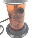 Vaporisateur de fines herbes de fumage électronique de narguilé d'aromathérapie de cigarette avec le réglage de DEL (ES-HS-001)