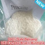 Poudre crue anesthésique locale CAS du chlorhydrate de procaïne (HCL de procaïne) : 59-46-1