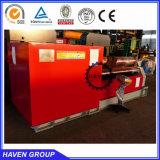 máquina de dobra mecânica do rolo, máquina de rolamento W11-25X3200 de três rolos