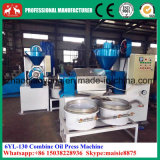 200-300kg/H de Zaden van Intergrade Tungboom van de automatische Controle, de Pers van de Olie Jatropha met de Filter van de Olie