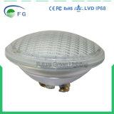 Única luz de bulbo do diodo emissor de luz PAR56 da cor 35W AC12V para a piscina subaquática