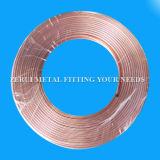 10mm weiches getempertes kupfernes Ring-Gefäß für Wasser und Gas