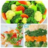 Les légumes surgelés IQF mélangé avec une haute qualité