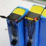 12V Pak van de Batterij van het Lithium LiFePO4 van de 200ah het Diepe Cyclus met BMS