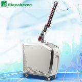 Máquina de c4q conmutado del cuidado de piel del laser del ND YAG de Sincoheren Monaliza