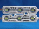 IP68 Waterproof o módulo do diodo emissor de luz de 5730 injeções para anunciar ao ar livre
