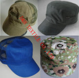 면 Army Cap Hat /Painter Cap 또는 Military Cap (YZDH-FC0274)
