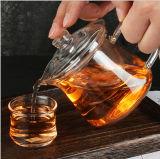Малый высокий бак чая боросиликатного стекла для оптовой продажи