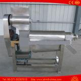 De commerciële Oranje Industriële Machine van Juicer van de Wortel van de Trekker van het Druivesap van het Fruit
