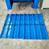 Toiture de paquet d'Ibr de tuile glacée par Lankaplc de Sri double formant la machine
