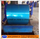 Bobina de acero de capa engrasada color del Galvalume con el Anti-Dedo