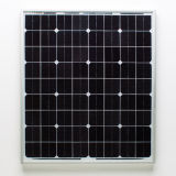 Mono modulo solare 50W in 18V per il sistema 12V