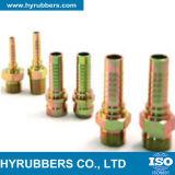 Flexible hydraulique en acier inoxydable de haute qualité des raccords à virole