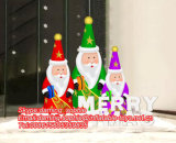Nuovo Design Inflatable il Babbo Natale Pillar per Outdoors&Indoors Decoration