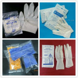 Niedrige Kosten-medizinischer Handschuh-Quetschkissen-Verpackungsmaschine-Hightechhersteller
