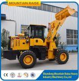 Caricatore idraulico della rotella 2ton del fornitore di Weifang di prezzi bassi