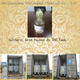 Numéro 7664-93-9 de l'acide sulfurique 98% CAS