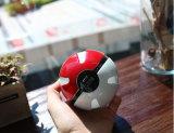 2016 que o projeto novo 10000mAh Pokemon vai Pokeball para Pokemon vão banco da potência do jogo