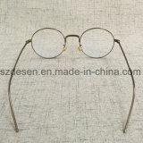 Bâtis ronds de lunetterie en métal de l'antiquité d'arrivée la plus neuve