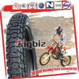 DOT CCC certifié Motocyclette Tire Tubeless 3.25-18