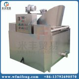 Machine profonde de friteuse de poulet semi-automatique de qualité
