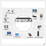 32 канал Hybrid 720p Ahd DVR для IP Camera Analog Camera Ahd Camera