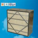 Filtro de aire medio del rectángulo de la eficacia del andamio