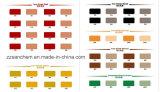Oxyde van het Ijzer van het Pigment van de fabriek het direct Rode/Gele/Zwarte/Groene/Zwarte voor Schoonheidsmiddel en Voedsel