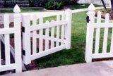 PVC Palissade Gate