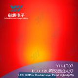 새로운 IP65 120PCS 10W LED 도시 색깔 빛 RGBW는 옥외 LED 도시 빛을 방수 처리한다