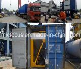 Bom desempenho Lb2500 Betume Planta de mistura com capacidade 200T/H