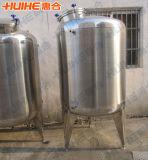 ステンレス鋼の貯蔵タンクの工場