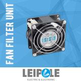#1 de F2e-80b China que vende o ventilador axial do painel do cerco do gabinete do ventilador do rolamento de esferas