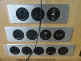 De Plaat van de muur met Magneet Verborgen Dekking lgt-Z705