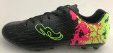 De nieuwe Schoen/de Voetbalschoenen van de Sport van de Voetbal TPU van het Ontwerp Transparante Enige