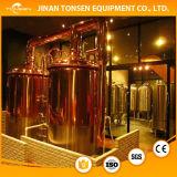 ホームホテルのバーの醸造物の円錐発酵槽ビール醸造装置